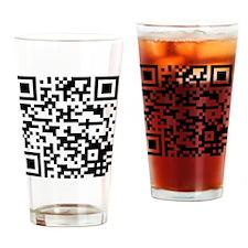 APA QR CODE Drinking Glass