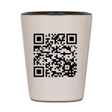 APA QR CODE Shot Glass
