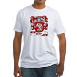 Weller Coat of Arms Fitted T-Shirt