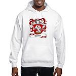 Weller Coat of Arms Hooded Sweatshirt