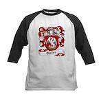 Weller Coat of Arms Kids Baseball Jersey