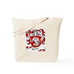 Weller Coat of Arms Tote Bag