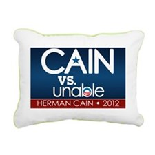 yard_cain_unable Rectangular Canvas Pillow