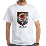 MacDuff Clan Crest Tartan Shirt