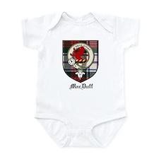 MacDuff Clan Crest Tartan Infant Bodysuit