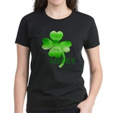 Lucky Clover St Patricks Day Tee