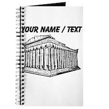Custom Parthenon Journal