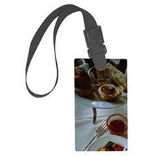 Butchart Gardens. Typical high t Luggage Tag