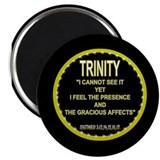 2.25&quot; Magnet (10 pack)Gracious Trinity
