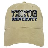 THORTON University Baseball Cap