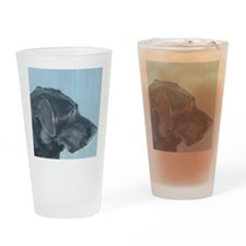 SQ BlackLab Drinking Glass