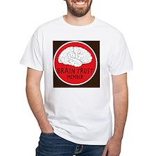 braintrustbrown copy White T-Shirt