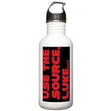lukered copy Water Bottle
