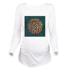 long-strange-BUT Long Sleeve Maternity T-Shirt