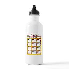 happy_birthday Water Bottle