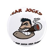 "Tear Jocks Orville 3.5"" Button"
