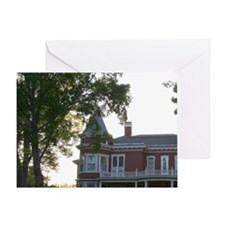 NA, Maine, Bangor. The house of writ Greeting Card