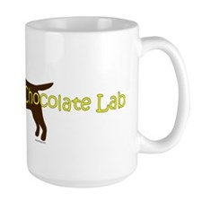 ChocolateLabSister Mug