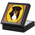 Australian Shepherd design Keepsake Box