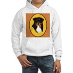 Australian Shepherd design Hooded Sweatshirt