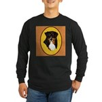 Australian Shepherd design Long Sleeve Dark T-Shir