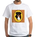 Australian Shepherd design White T-Shirt