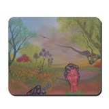 Unknown place Mousepad