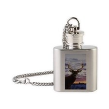 iTouch4_Generic Flask Necklace