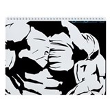 Bodybuilding Wall Calendar