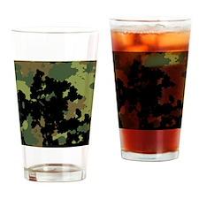 CADPAT Drinking Glass