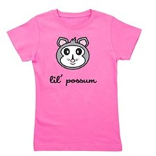 possum_7x7_apparel Girl's Tee