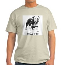 Bulldog Greats Goober Ash Grey T-Shirt