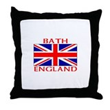 Funny Birmingham Throw Pillow