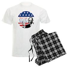 HereIAm-HermanCainBut Pajamas