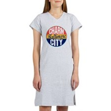 Baltimore Vintage Label W Women's Nightshirt