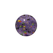 PurpleBG Mini Button