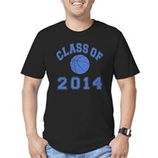 CO2014 Basketball Blue T