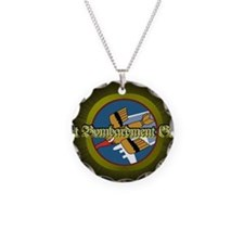 91st BG logo - Front Pocket Necklace