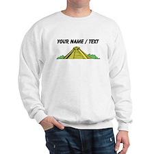 Custom Mayan Ruins Sweatshirt