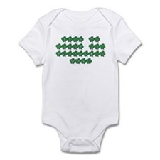First St. Patrick's Day Baby creeper Bodysuit