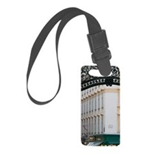 AUSTRIA, Vienna: Michaelerplatz  Luggage Tag
