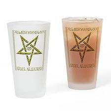 NecroShirt Drinking Glass