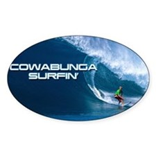 Calender Surfing 4 Decal