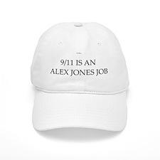 TShirt911jobbonotop Baseball Cap
