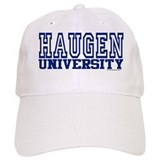 HAUGEN University Baseball Cap