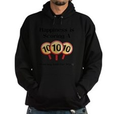 Happiness10 Hoodie (dark)