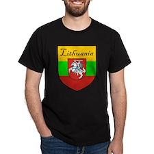Lithuania-transp T-Shirt