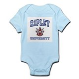 RIPLEY University Infant Bodysuit