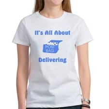 It's All About Delivering Tee