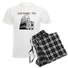Custom Colosseum Pajamas